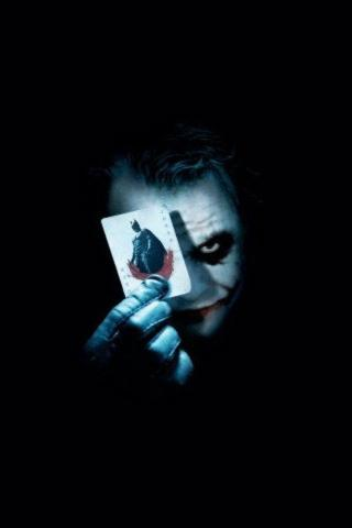 小丑 蝙蝠侠 扑克