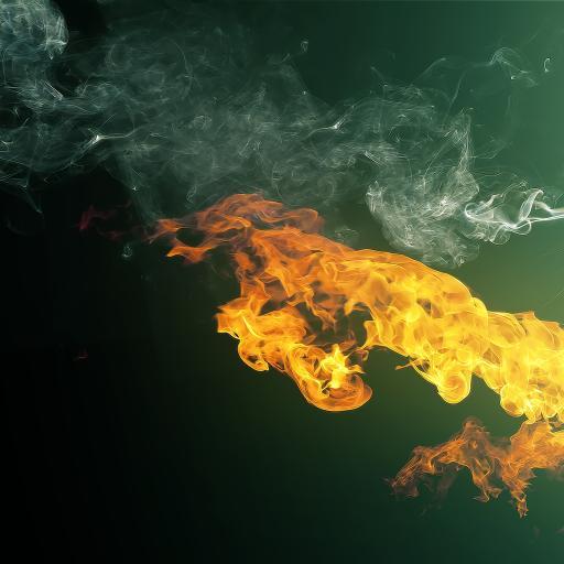 火焰壁纸 个性壁纸