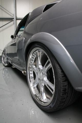 轮胎 细节