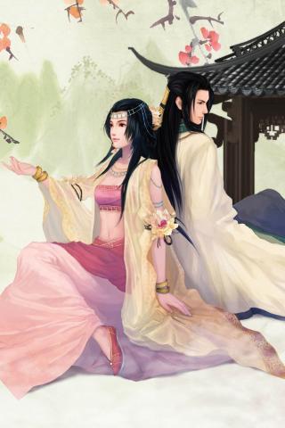 古剑奇谭  中国风 古韵浓郁  风格清丽  RPG  琴心剑魄