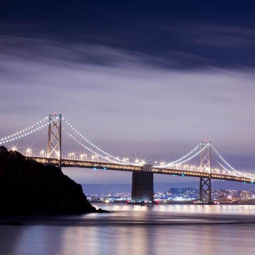 风景壁纸 城市 夜景