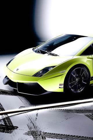 兰博基尼 超级跑车 汽车