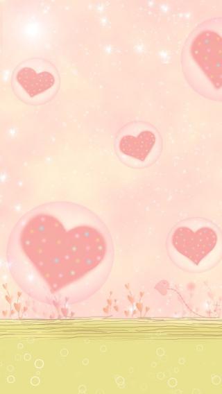 爱情高清壁纸10284281 心心相映 爱情壁纸