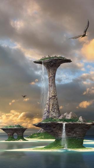 风景高清壁纸10282047 奇幻场景 风景壁纸
