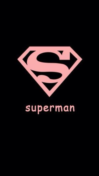 个性 超人 标志