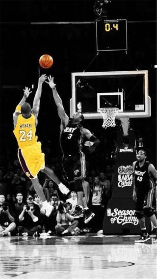 KOBE 科比 篮球 NBA 运动员