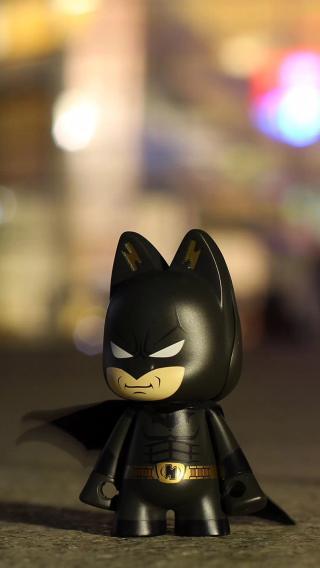 蝙蝠侠 公仔 手办