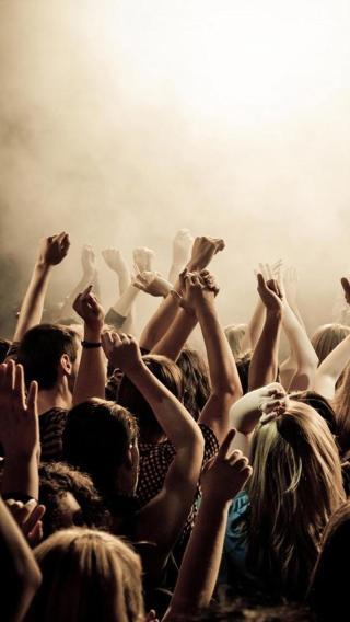 音乐 演唱会 人群 粉丝