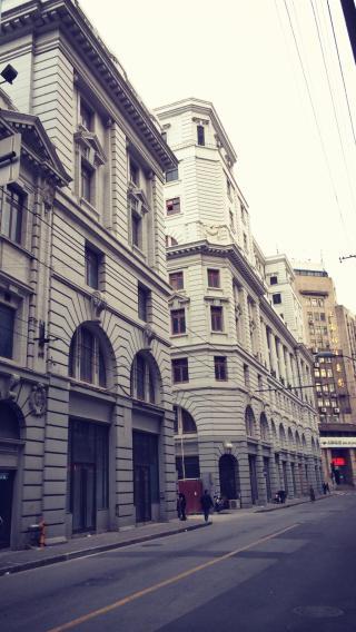 城市 街道 建筑 道路