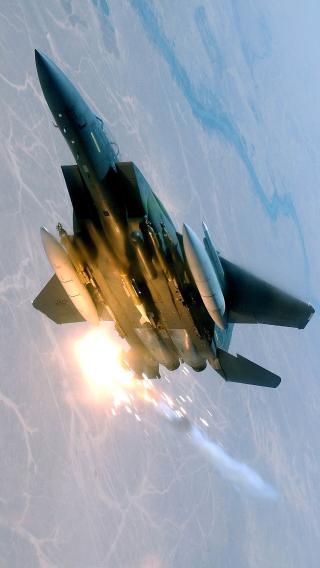 战斗机 飞行 军用 航空 天空