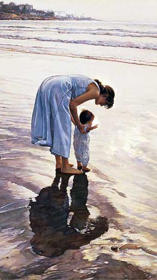 母爱 母亲节 情亲