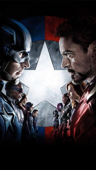 美国队长3 钢铁侠 斯蒂夫·罗杰斯 托尼·斯塔克 超级英雄