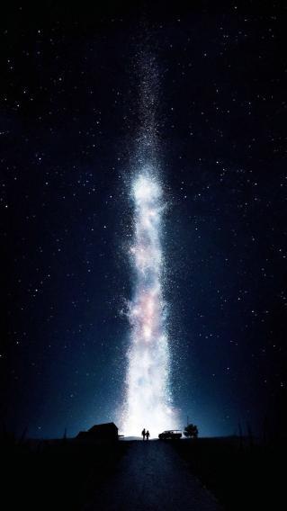 星际穿越 浩瀚星空