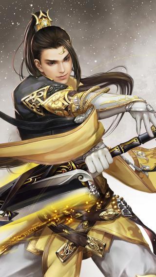 剑网三 策藏 人物