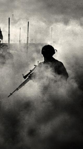 出生入死 战争 军人