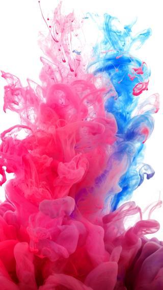 创意色彩 流动 水墨