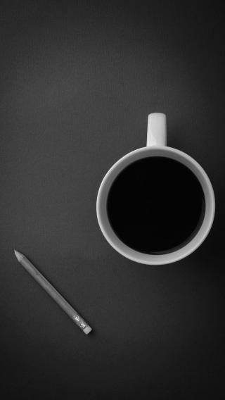 极简 创意生活 咖啡