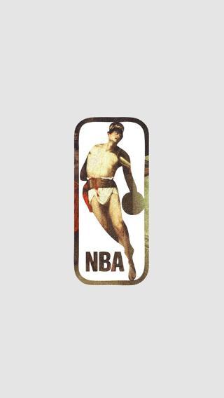 名画 LOGO 创意 NBA
