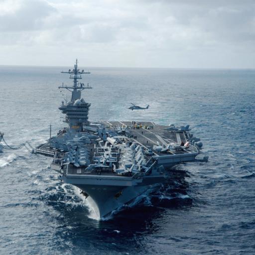 军事 军事 航空母舰