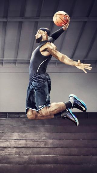 勒布朗 詹姆斯 篮球 运动员