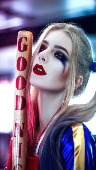 小丑女cos 影视