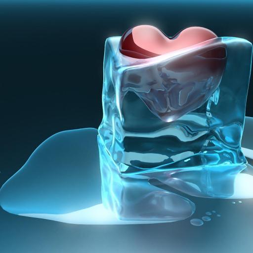 冰块 爱心