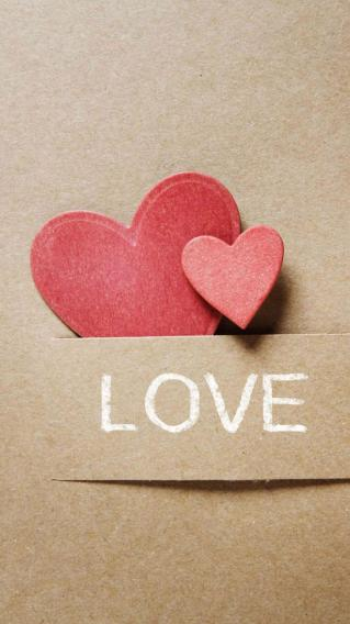 LOVE 爱情 创意