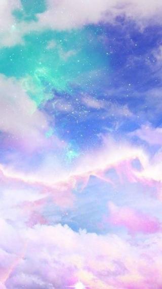 天空 色彩 五颜 六色