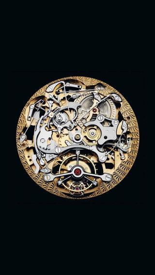 钟表 机械