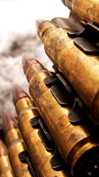 子弹 军用 金属 武器