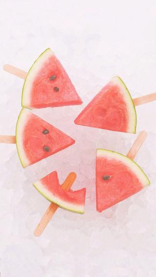 西瓜 水果 食物