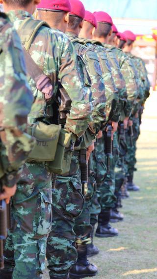 军人 部队 士兵 迷彩服