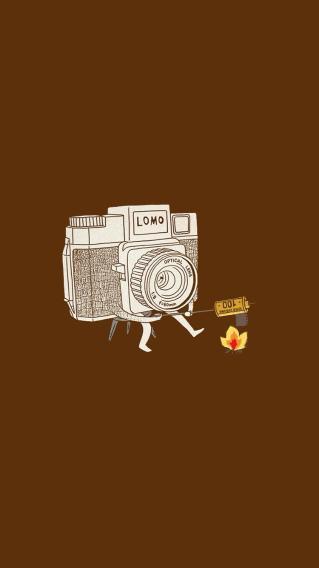 照相机 LOMO