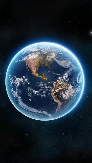 地球 宇宙 蓝色