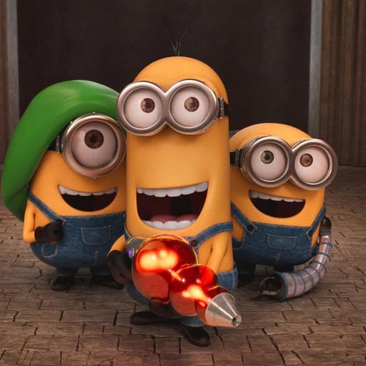 美国 电影 小黄人 搞笑