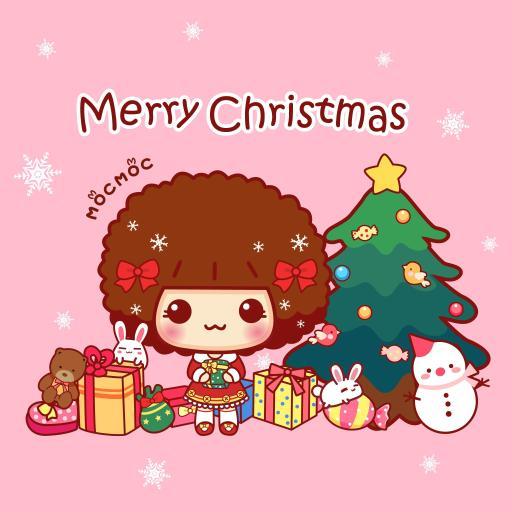 菜菜 Merry Christmas