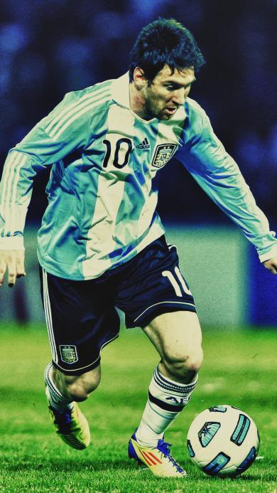 梅西 足球 10 运动员