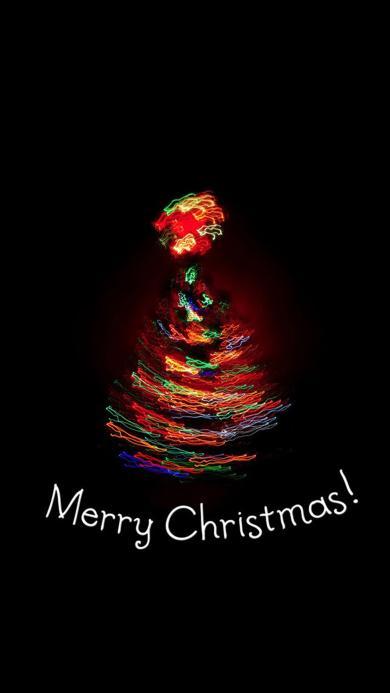 merry christmas 圣诞树