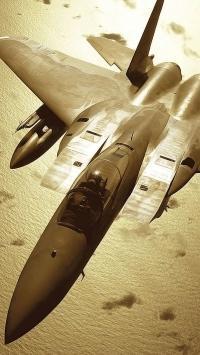 飞机 战斗机 天空