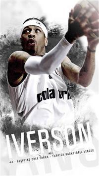 iverson 篮球 NBA