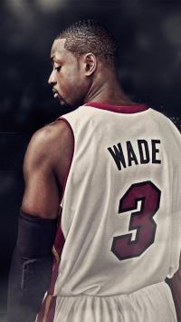 wade 3号 NBA