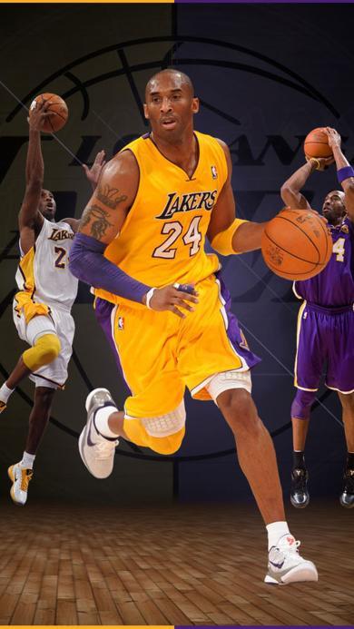 24 科比 湖人 篮球