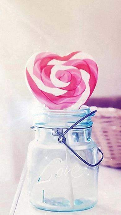 爱情 瓶子 love