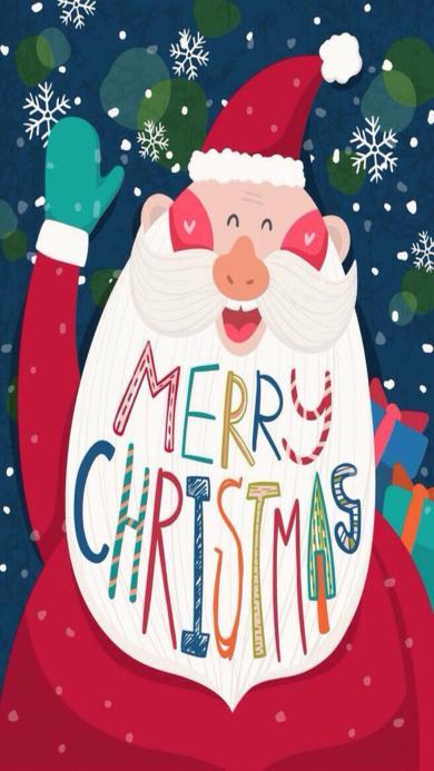 圣诞老人 Merry Christmas