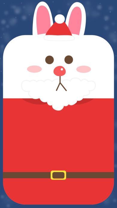圣诞 可妮兔 节日