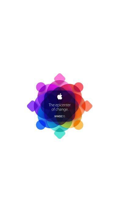 苹果 纯色 白色 logo