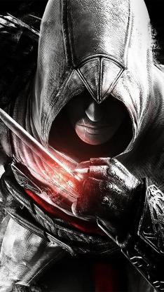 游戏 刺客信条 人物 海报