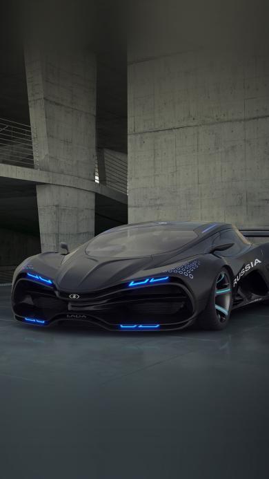 名车 科技 概念车 Russia
