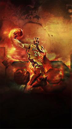 kobe 湖人 24 NBA