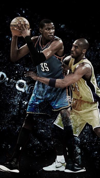 杜兰特 35 雷霆 NBA 科比